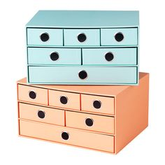 TJENIS Mini chest with 6 drawers IKEA Perfect for storing documents, receipts, newspaper clippings and pictures.