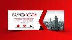 Web Banner Design, Graphic Design Tutorials, Ad Design, Banners, Photoshop, Ads, Website, Banner, Advertising Design