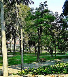 Parque Gülhane Istambul