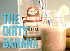 When the mood strikes, nothing but a Dirty Banana will do. C'mon, we're talking about cocktails, people! Bananas, chocolate, rum … these are a few of our favorite things. And because y'all were so stoked over this recipe, we thought we'dto capture this next round of drink making on tape. Ingredients 1 banana, sliced 1 …