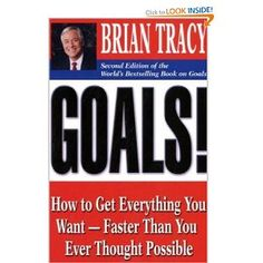 This awesome book by Brian Tracy will help you reach any goal that you can realistically set and work for. Probably the best book on goal setting ever written!