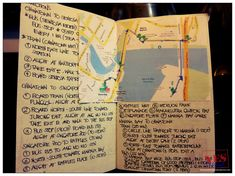 13 things you must write in your travel journal before leaving