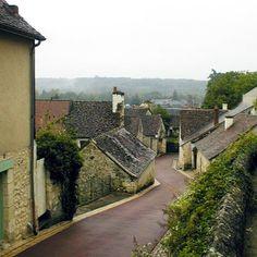 Le Grand-Pressigny, central France