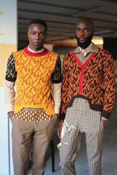 Fashion african men menswear for 2019 African Fashion Designers, African Inspired Fashion, African Men Fashion, Africa Fashion, Fashion Mode, Look Fashion, Fashion Tips, Fall Fashion, Fashion Ideas