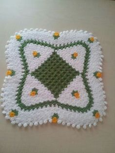 Free 100 crochet and knitting patterns. There are patterns for you, the kids and for baby. See all of your favorite 100 crochet patterns. Potholder Patterns, Doily Patterns, Afghan Crochet Patterns, Crochet Motif, Crochet Designs, Crochet Yarn, Crochet Stitches, Free Crochet, Knitting Patterns