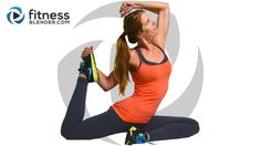Brand New: 21 Minute Fat Burning Cardio + Abs & Obliques Workout: Core & Cardio Intervals - No equipment at all, 100% free