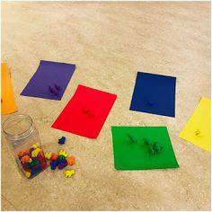 Specialpedagogik i förskolan: Matematik: Sortering