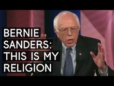 They Asked Bernie Sanders What His Religion Is. His Answer Left Me Speechless | Spirit Science