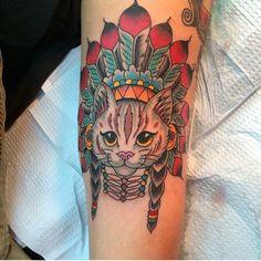 Cat tribal