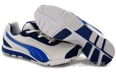 http://www.onpuma.com/puma-yugorun-mesh-running-shoes-whiteblue-top-deals.html PUMA YUGORUN MESH RUNNING SHOES WHITEBLUE FREE SHIPPING : $88.00