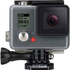 [Soraiva] Câmera Digital GoPro Hero + Wi-Fi Bluetooth 8Mp Gravação 1080p60 - R$949