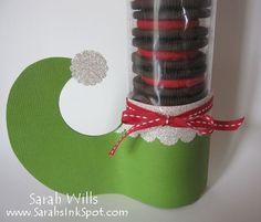 sarahsinkspot-oreo-elf-shoes-green-closeup