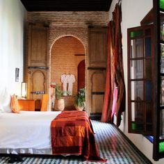 BOOKED: Riad Laaroussa, Fez, Morocco