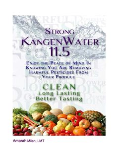 find kangen water distributor
