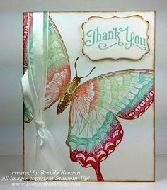 Studio M by Marian: How To: Using Daubers on the Swallowtail Stamp ViDeo TuTorial, cQc#190