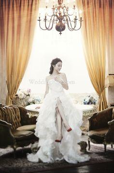 Korea Pre-Wedding Photoshoot - WeddingRitz.com » Priscilla's Korea pre-wedding photographs (Retouched)