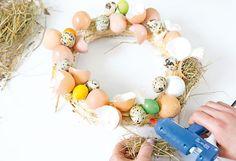 Netradičné veľkonočné vence   Urob si sám Vence, Bracelets, Jewelry, Jewlery, Jewerly, Schmuck, Jewels, Jewelery, Bracelet