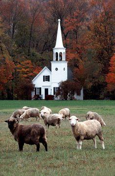 Wonolancet, NH, chapel, Andrew Thompson