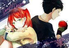Akagami no Shirayukihime / Snow White with the Red Hair || Obi and Shirayuki