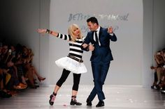 NYFW: Betsey Johnson on Her 'Dancing With the Stars' Debut