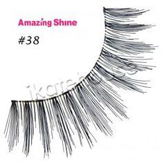 Amazing Shine False Eyelashes #38