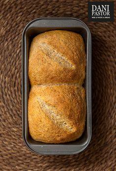 receta de pan integral de zanahoria