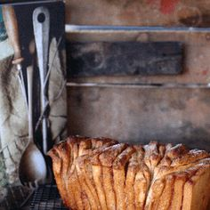 My Lovely Food : Pan de molde a la antigua (Old White Loaf) Pork, Recipes, Oatmeal Muffins, Cake Recipes, Breads, Cinnamon Bread, Prize Draw, Beverage, Antigua