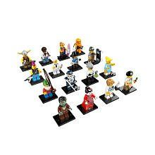 LEGO Minifigures Series 4 (One Random Pack) by LEGO. $1.19. One Random Package. Series 4. Collect All 16. With 16 allnew minifigures, Series 4 adds even more collectable figures to the growing LEGO Minifigure Collection! Each minifigure comes in a sealed mystery bag, so you never know which minifigure you might get. And each minifigure has its own special accessories, display plate and collectors leaflet. Each minifigure comes with its own special accessories, a ...