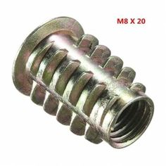 M4 M5 M6 M8 M10 Threaded Type D Wood Insert Nuts Alloy Sale - Banggood.com