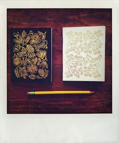 Notebooks that look elegant.