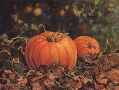 Fall pumpkin patch