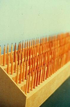 pencils. that is alot of pencils.
