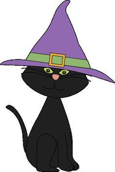 Knit Black Cat Chart, Intarsia Knitting Graph, Halloween Cat Wearing Witch Hat Intarsia Knitting Chart by FADesignCharts on Etsy