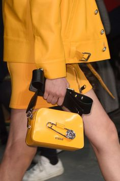 The Raddest Bags From London Fashion Week
