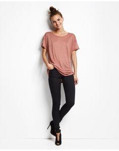 Texas Linnen - Moss Copenhagen Danish Fashion, Dusty Rose, What To Wear, Texas, Normcore, Female, Womens Fashion, Copenhagen, Style