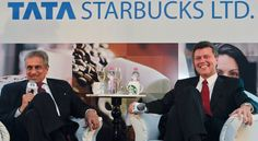 Tata Starbucks Limited, managing Starbucks at India