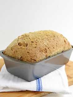 The Best Psyllium-Flax Bread | Mom, Can I Have That?