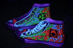 rave accessories | Rave Shoes by ~HalfBloodPrince71 on deviantART