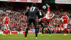 Arsenal 2-1 Southampton