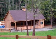 horse barns on small acrage | If You Had All The Money You Wanted What Would Your Property Be Like?