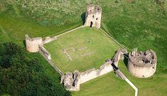 Flint Castle, Wales