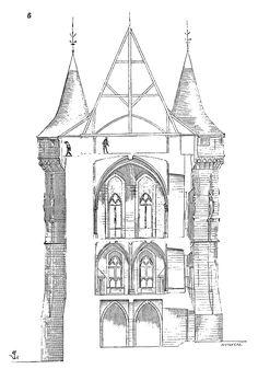 Palais.Poitiers - Dictionnaire raisonné de l'architecture française du XIe au XVIe siècle/Palais - Wikisource