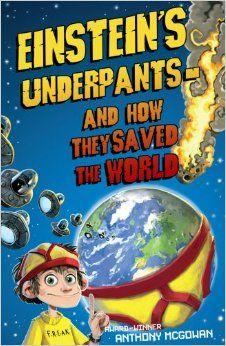 Einstein's underpants ....
