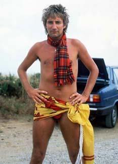 Rod Stewart.... oh my!!!