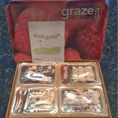 ~Glamamama's Goodies~: Graze Healthy Snacking Subscription Box: 1st + 5th box free plus discount code! #subscriptionbox #discount