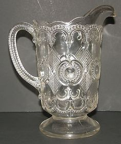 EAPG Tennessee from the States Series US Glass No. 15064 AKA Jewel and Crescent, 1899