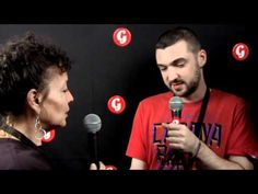 Interview: Uproot Andy & Geko Jones (QUE BAJO?!) - YouTube
