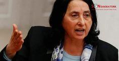 HDP Diyarbakır Milletvekili Nursel Aydoğan 4 yıl 8 ay 7 gün hapis cezası