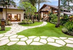 46 Inspiring Stepping Stones Pathway Ideas For Your Garden