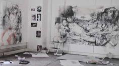 Jenny Saville at Modern Art Oxford (23.06.2012 — 16.09.2012)